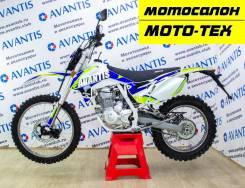 Мотоцикл AVANTIS FX 250 (PR250/172FMM-5, ВОЗД.ОХЛ.) ПТС, оф.дилер МОТО-ТЕХ, Томск, 2021