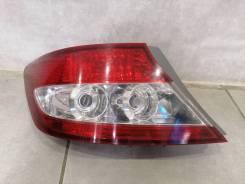 Фонарь задний Honda Fit Aria 2002-2005 GD8 L15A, задний левый