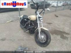 Harley-Davidson Sportster 1200 Custom XL1200C 14854, 2014