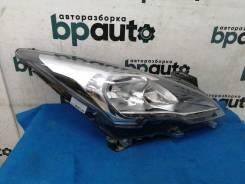 Фара галоген правая (9805505380) Peugeot 3008 2013-2016