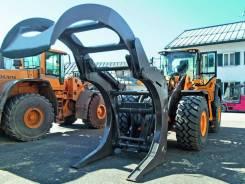 Бревнозахват ZFE (3.5 м. кв. ) на фронтальный погрузчик от 22 тонн