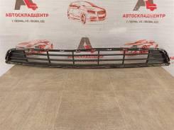 Решетка бампера переднего Kia Sportage (2016-Н. в. ) 2016-2019 [86569F1000], нижняя
