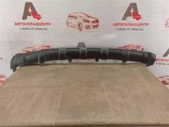 Спойлер (юбка) бампера переднего Kia Sportage (2016-Н. в. ) 2016-2019 [86565F1000]
