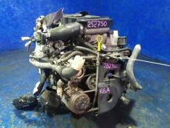 Двигатель Suzuki Jimny 2009 [1120078G51] JB23W K6A-T [252750]