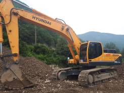 Услуги экскаватора Hyundai R330LC