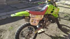 Kawasaki KDX 125, 1999
