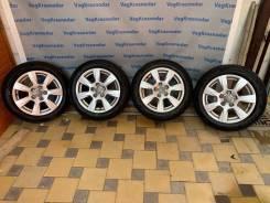 Колёса диски Audi A4 B8 A5 R16 205/55 оригинал
