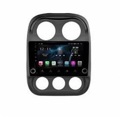 Штатная магнитола FarCar s400 для Jeep Compass на Android