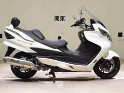 Suzuki Skywave, 2008