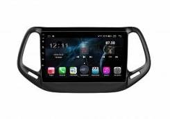 Штатная магнитола FarCar s400 для Jeep Compass 2017+ на Android