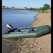 Маторную лодку
