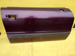 Дверь Audi 80 B3 1991 [8A0831052D] 89/B3 PM, передняя правая