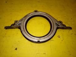 Крышка коленвала Nissan Teana 2003 [1229631U11] J31 VQ23DE, задняя