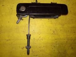 Ручка двери наружная Audi 80 B3 1988 [893837206A] 89/B3 RU, передняя правая