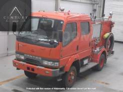 Mitsubishi Canter пожарная машина во Владивостоке