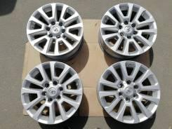 Оригинальные литые диски Toyota Prado R18, 6/139 с датчиками