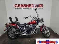 Harley-Davidson Softail Custom FXSTC 10803, 1988