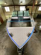Алюминиевый катер Yava 470