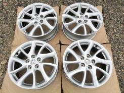 Комплект дисков Mazda R17; 5*114,3; +52,5; 6,5J