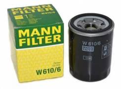 Фильтр масляный MANN W610/6 в наличии в Хабаровске