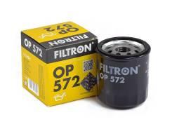 Фильтр масляный Filtron OP572 в Хабаровске