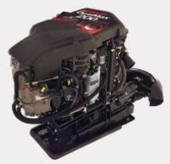 Мотор стационарный Mercury Optimax SportJet-200