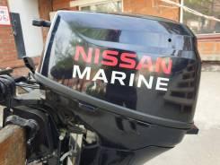 Лодочный мотор Nissan Marine (Tohatsu) NSF 9.8 B S