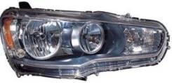 Фара передняя правая эл., Euro Mitsubishi Lancer 10
