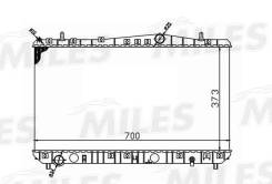 Радиатор Chevrolet Lacetti 1.4-1.8 M/T 04-