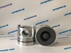 Поршни Nissan Diesel / UD FE6 / FE6T / FE6TA Alfin / Original ( комплект 6 шт. ) 24 клапана Izumi