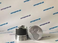 Поршни Kubota V2203 / D1462 / 4D87 / D1703 / D1803 / V2403 STD Alfin Original ( комплект 4 шт. ) 2-2-5 мм Izumi