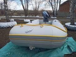 Лодка Quicksilver 340S