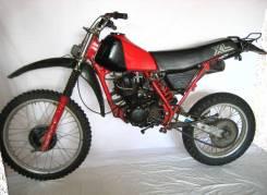 Honda XL 125, 1984