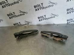 Ручка передней левой двери наружняя Mitsubishi Galant [MB574536, MB574538]