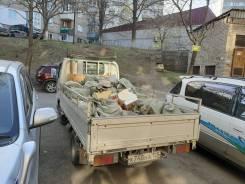 Грузоперевозки , бортовой грузовик, строительный мусор