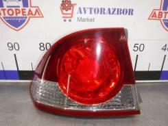 Фонарь Honda Civic 2008 [33551SNBG01] 4D R18A2, задний левый