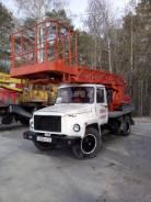 ГАЗ - 3307 Автовышка АП - 17, 2004
