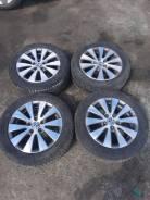 Диски колесные легкосплавные (к-кт) Volkswagen Passat (B6) 2005-2010г [3C0601025C]