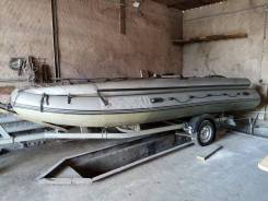 Лодка Фрегат