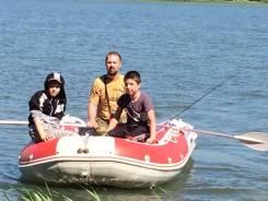 Продам лодку Aquasparks 340