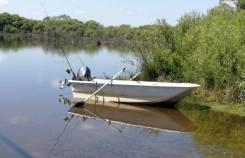 Продам моторно-весельную лодку БРИЗ 11