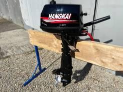 Лодочный мотор Hangkai 6 л. с (Новый в упаковке)