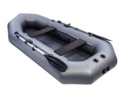 Надувная лодка ПВХ, Apache 280 графит
