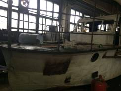 Маломерное судно Метчик