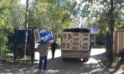 Услуги грузчиков, разнорабочих, автотранспорта