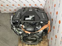 Двигатель в сборе Мерседес M-class W166 M157.982 5,5 бензин