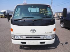 Toyota Dyna, BU107, 15B, 1998г бортовой