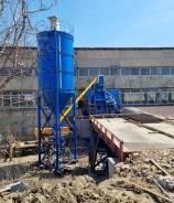 Бетонный завод стационарный HZS 25 (25м3/ч)