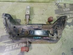 Передний подрамник Skoda Fabia 1 2007 [6Q0199347D] 1.4 16V BKY
