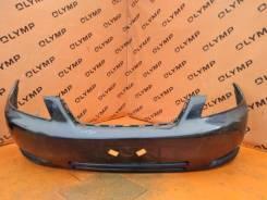 Бампер Toyota Allex 2003 [521191E760A0] NZE121 1NZ-FE, передний